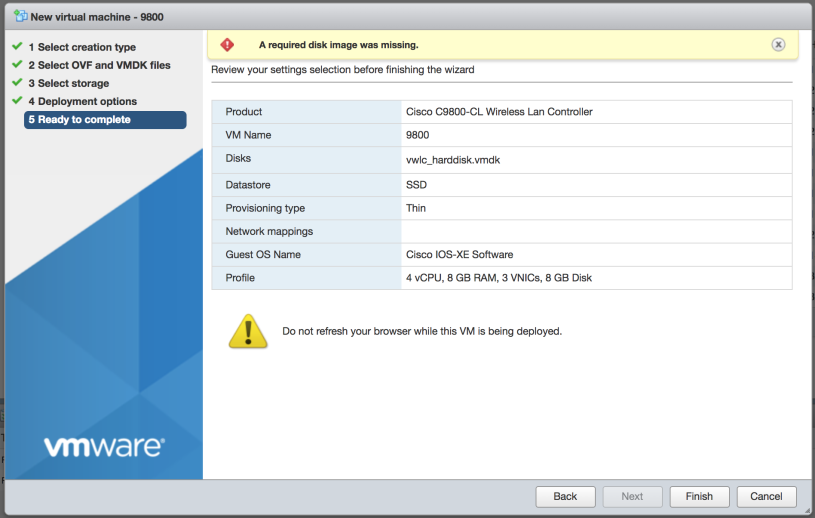 Cisco 9800 Admin Guide